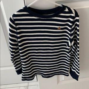 Gap | Boy's striped long sleeve shirt